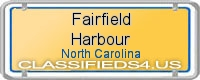 Fairfield Harbour board